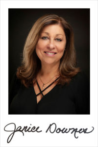 Janice Downes, professional female voiceover